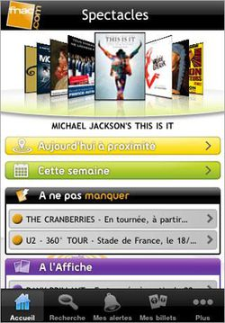 Ticklive Fnac iPhone 01