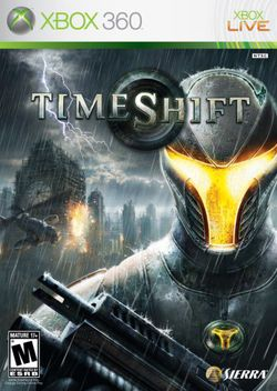 Timeshift jaquette
