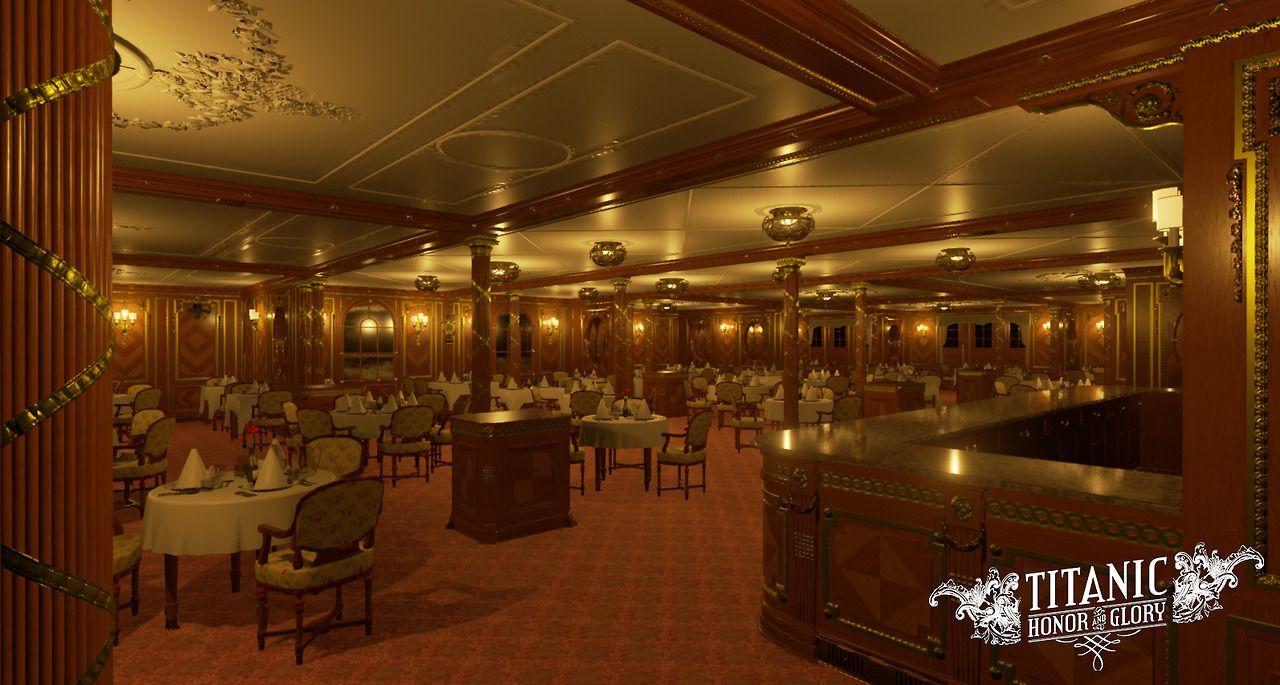 Visite Du Titanic Sous L Unreal Engine 4 En Vid 233 O De Gameplay