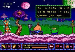 Toejam earl in panic on funkotron image 1