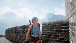 Tomb Raider 2 Unreal Engine 4 - 8