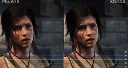 Tomb Raider Definitive Edition - comparatif