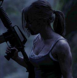 Tomb Raider - fan film - Lara