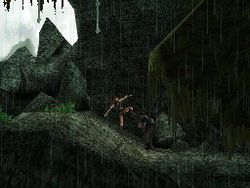 Tomb Raider Underworld DS   Image 1