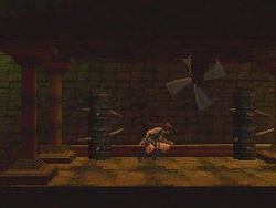 Tomb Raider Underworld DS   Image 4
