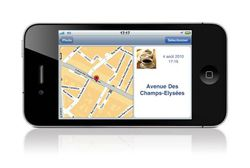 TomTom iphone 4