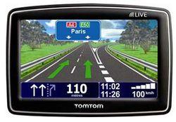 TomTom XL Live