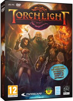 Torchlight boîte VF - boite