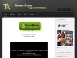 TorrentRover screen1