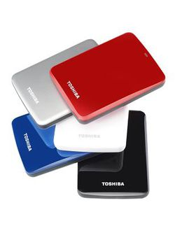Toshiba Canvio Connect