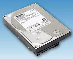 Toshiba disque dur plateau 1 To