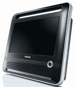 Toshiba dvd portable sd p120dt