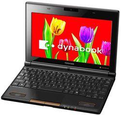 Toshiba Dynabook N301