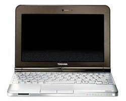 Toshiba netbook MiniNB200