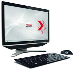 Toshiba Qosmio DX730 - 1