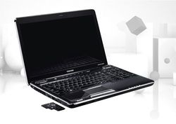 Toshiba Satellite A500 1
