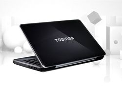 Toshiba Satellite A500 3