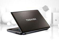 Toshiba Satellite U500 3