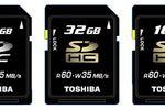 Toshiba SDXC 64 Go