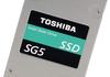 Stockage SSD : Toshiba propose son SG5 en deux formats