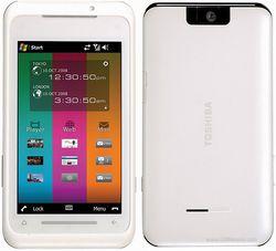 Toshiba TG01 blanc