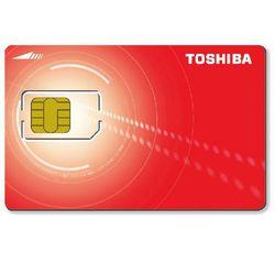 Toshiba USIM NFC logo pro