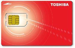 Toshiba USIM NFC