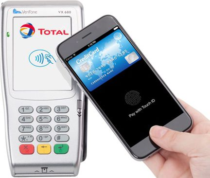 Total Apple Pay