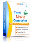 Total Movie Converter : un excellent outil de conversion vidéo