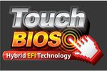Touch bios Gygabite