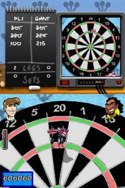 Touch Darts 2