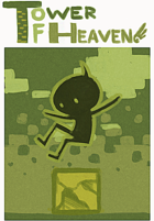 Tower of Heaven : un jeu de style Gameboy