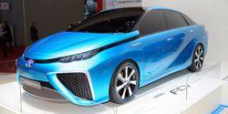 toyota voiture hydrogène