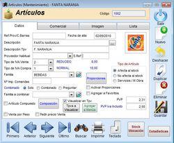 TPV Itactil screen 2