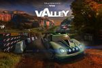 TrackMania 2 Valley - artwork