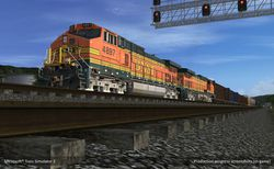 Train simulator 2 image 6