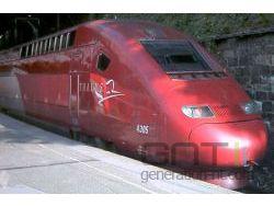 Train thalys small
