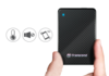 Un SSD USB 3.0 rapide, accueillant et compact chez Transcend