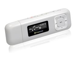Transcend MP330 blanc