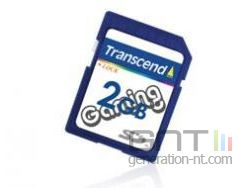 Transcend sd gaming small