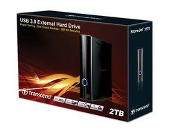 Transcend StoreJet 35T3 boîte
