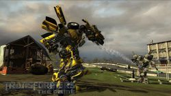 Transformers : le jeu   img4