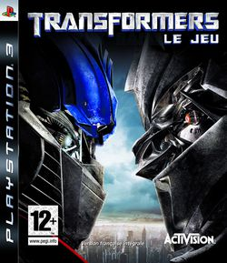 Transformers ps3