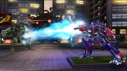Transformers La Revanche Wii - Image 1