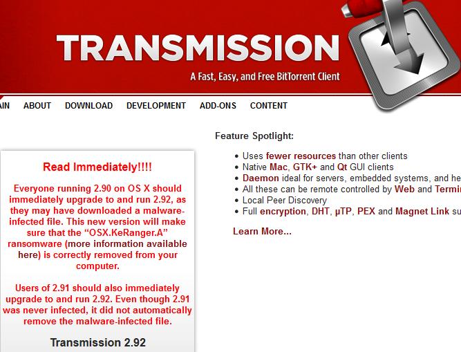 Transmission-site