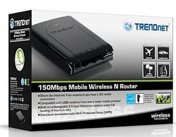 TRENDnet Rouger 3G WiFi 1