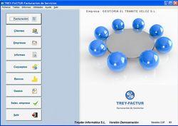 Trey-FACTUR screen 2