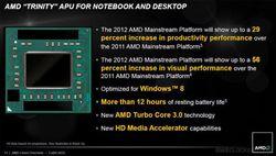 Trinity AMD