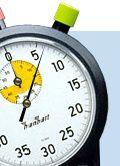 True Time Tracker  logo
