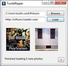 TumblRipper : sauvegarder des photos sur son disque dur